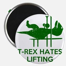 T Rex Hates Lifting Magnet
