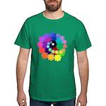 Florescent Art Dark T-Shirt