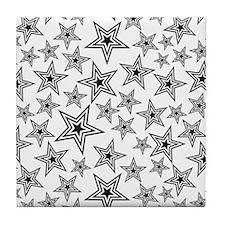 Paulie Star Tile Coaster