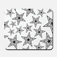 Triple Star Mousepad