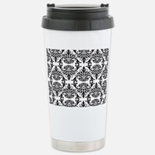 Demask Stainless Steel Travel Mug