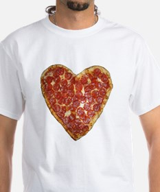 heart pizza Shirt