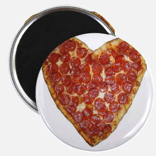 heart pizza Magnet