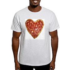 heart pizza T-Shirt
