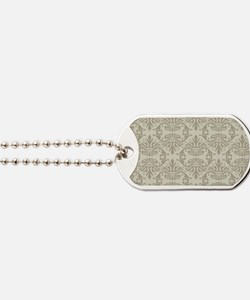 Demask Topue Dog Tags