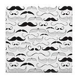 Mustache Drinkware