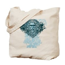 Poseidon King of the Sea Tote Bag