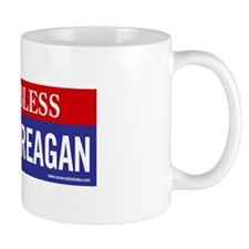 God Bless Ronald Reagan Mug