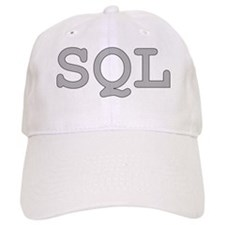 SQL: Structured Query Language Baseball Cap