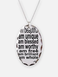 How Do I Love Me! Necklace