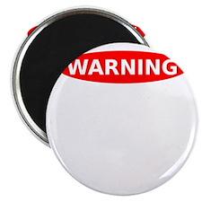 May Contain Bacon Warning Magnet