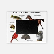 Kentucky State Animals Picture Frame