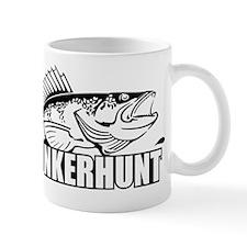 Pickerel on White Mug