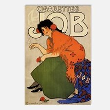 Gypsy Woman French Cigare Postcards (Package of 8)