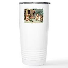 Drunken Pig Fitness Pub Travel Mug