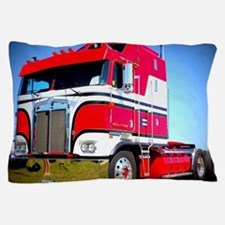 1985 Kenworth Cabover K100 Pillow Case