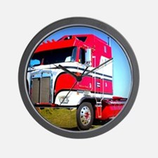 1985 Kenworth Cabover K100 Wall Clock