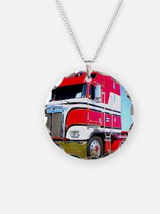 1985 Kenworth Cabover K100 Necklace