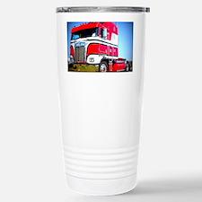 1985 Kenworth Cabover K Stainless Steel Travel Mug