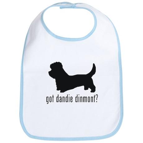 Dandie Dinmont Bib