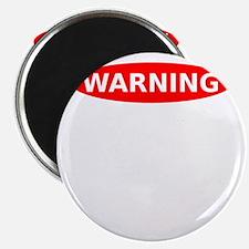 May Contain Pee Warning Magnet