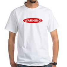 May Contain Nuts Warning Shirt