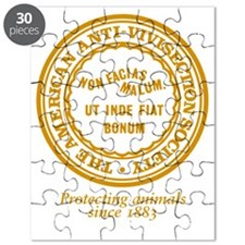 AAVS Latin Seal Puzzle