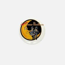 The Original Booze Brothers Mini Button