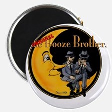 The Original Booze Brothers Magnet