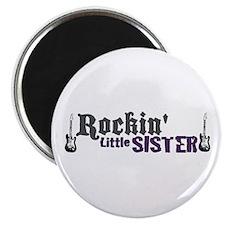 Rockin Little Sister Magnet
