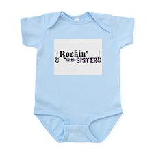 Rockin Little Sister Infant Bodysuit