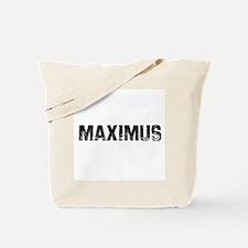Maximus Tote Bag