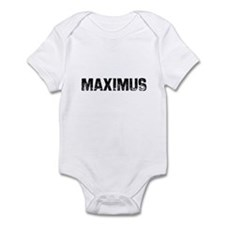 Maximus Infant Bodysuit