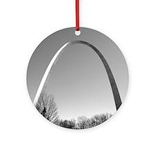 STL Arch Round Ornament
