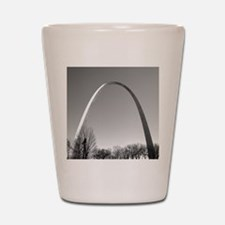 STL Arch Shot Glass