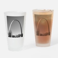STL Arch Drinking Glass