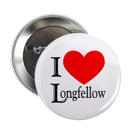 """I Love Longfellow 2.25"""" Button (10 pack)"""