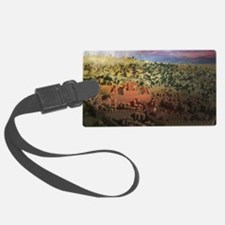City on a Hill, Image Two Luggage Tag