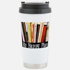 Happy Place Stainless Steel Travel Mug