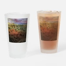 City on a Hill, Image Two Drinking Glass