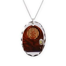 Cathedral Radio Necklace