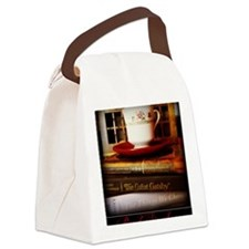Read, Sip, Love Canvas Lunch Bag