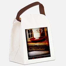 Read, Sip, Love Canvas Lunch Bag