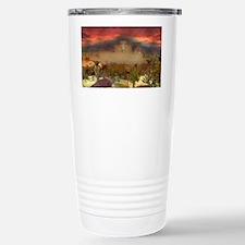 City on a Hill, Image O Travel Mug