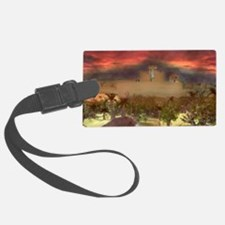 City on a Hill, Image One Luggage Tag