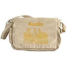 Austin_12x12_StevieRayVaughan_Yellow Messenger Bag