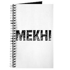 Mekhi Journal