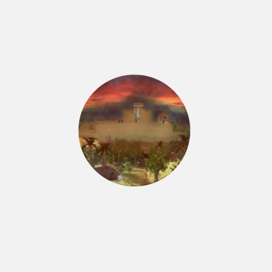 City on a Hill, Image One Mini Button