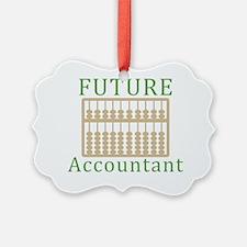 Future Accountant Ornament