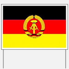 GDR Flag - 2 Yard Sign